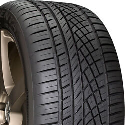 2 NEW 25550-19 CONTINENTAL EXTREME CONTACT DWS06 50R R19 TIRES 32241