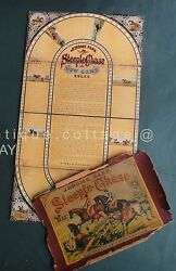1876 board game jerome park steeple chase