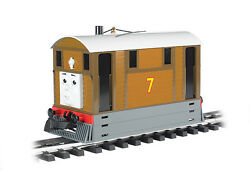 bachmann g scale toby the tram loco thomas