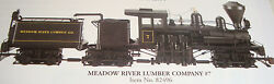 bachmann g scale 3 truck shay 82496 meadow