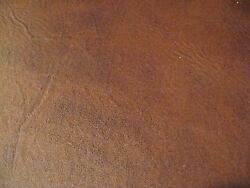 6quot; x 24quot; 8 10 oz DISTRESSED BUFFALO Veg Tan Leather for Sheaths Journal Wallets $21.99