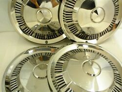 1962 1963 1964 1965 1966 Ford Hubcaps 13 Falcon Comet