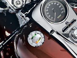 Harley Flhr Road King 1995-2013informer Led Fuel/battery Gauge By Kuryakyn