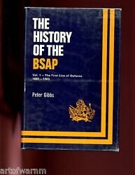 Br- History Of The Bsap British South Africa Police 1889-1939 2 Vol, Hb,/dj