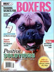 Training Secrets For Boxers (2013) - From Dog Fancy Magazine