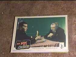 Soul Of A Monster 1944 Lobby Card 2 Horror Columbia Pictures