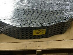 Table Top Straight Conveyor Chain 70and039 X 6
