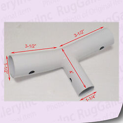 Connecting T-fitting Joint Parts For Summer Escapes Metal Frame Pool 12 And039x 36