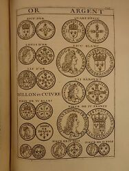 1690 French And Europe Numismatic Coins France Charlemagne Money Finance Economics