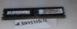 8gb Pc2-5300p Ddr2-667mhz  Cf00371-4476 371-4476 Ram Memory For M4000 / M5000