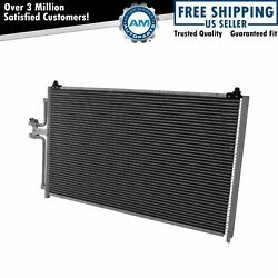 Ac Condenser A/c Air Conditioning Direct Fit For Ford Escape Mariner Tribute New
