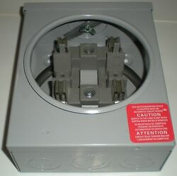 Electrical Meter Sockets Cl4-lrv Tandb Transformer Rated 20 Amp 600v Microelectric