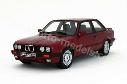Otto Mobile Bmw E30 325 Is Red 118 Le 2500 Pcs Rare Findlast One
