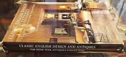 Classic English Design And Antiques Hyde Park Collection Eerdmans 1218-9-23