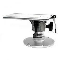 Garelick Eez-in Millennium Ribbed Series 8 Seat Pedestal W/ Swivel And Slide Boat