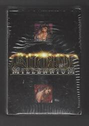 Witchblade Millennium Complete Set Factory Sealed 72 Cards Dynamic Forces 2000