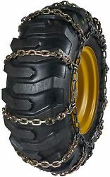 Quality Chain 6545 13.5mm Square Link Loader Grader Tire Chains Snow Traction