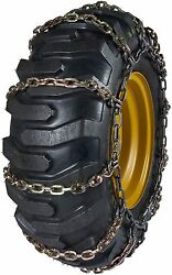 Quality Chain 6554 13.5mm Square Link Loader Grader Tire Chains Snow Traction