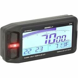 Koso North America - Ba052001 - G2 Revolution Mini Tachometer/dual Temp Meter