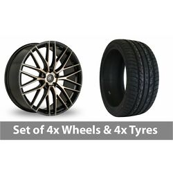 4 X 20 Ac Wheels Syclone Alloy Wheel Rims And Tyres - 255/45/20