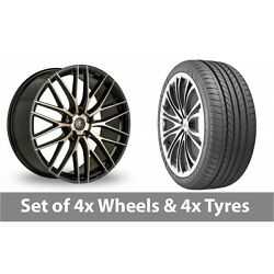4 X 20 Ac Wheels Syclone Alloy Wheel Rims And Tyres - 275/35/20