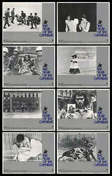 The Year Of The Cannibals Orig 1971 Lobby Card Set Britt Ekland/pierre Clementi