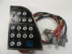 SCOUT MULTIFUNCTION TOGGLE SWITCH PANEL 10