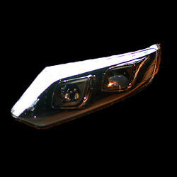 LED Turn Lights For NISSAN X-Trail Rogue 2014-2016 LED Head Lamps