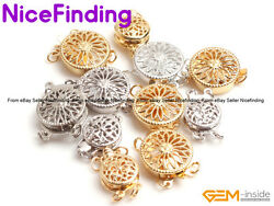14k Gold Filled Connector Clasps Lots Repair Findings For Jewelry Making 1 Set