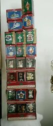 American Greetings New 2005/2006 Ornaments Dogs/baby/marraige/usa+many To Choose