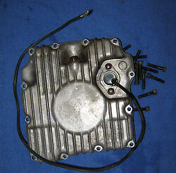 Yamaha Oil Pan Sump Strainer Cover Yx600 89-90 Radianyx 600 W A Yx600w Yx600a