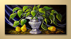 Original Oil Painting 36 Flowers Still Life Collected Artist Sherry Price