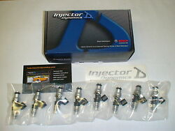 Id1050 100lb Fuel Injectors Dodge Challenger Charger Hellcat 6.2 Supercharged