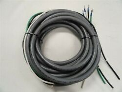Royal Electric 6 Awg / 4 Cond Boat Cable 600 Volts 48and039 Feet Marine