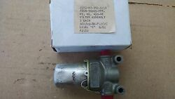 1 Ea Nos Purolator Fluid Filter Assy Used On Bell Uh-1 Helicopter P/n 450-0e