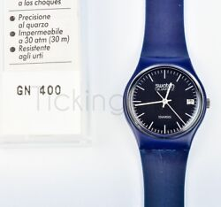 Swatch Standards - Gn400 - Gn400 - 1983 - Nuovo