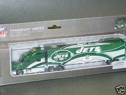 Nfl 2008 Tractor-trailer-truck, New York Jets, New