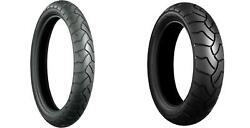 Blackwall Front And Rear Tire Set 110/80r19 And 150/70r7 For Yam Xt1200 2012-2016