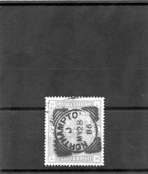Great Britain Sc 96asg 175vf Used 3250