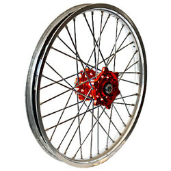Talon Did Wheel 2.15x19 Red/sil Crf450 13