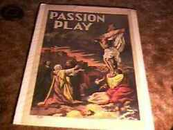 Passion Play Orig Rolled One Sheet Poster Year 1903