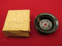 Nos 71 72 73 74 75 76 77 78 79 80 81 82 Vette Smog Pump Pulley Air Injection