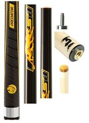 Predator Sport2 Playing Cue + 314-3 12.75mm Shaft - Sport Wrap + Jt. Caps And Case