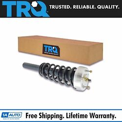 Trq Front Complete Loaded Strut Spring Assembly Passenger Rh For Bmw X5 E70 New