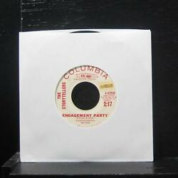 Storytellers - Blue Grass Of Kentucky / Engagement Party 7 Vg+ 4-42930 Promo