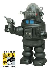 Sdcc 2017 Vinimates Robby The Robot Forbidden Planet With Blaster Figure New