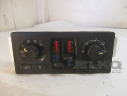 Chevrolet Avalanche 1500 2500 Manual Climate AC Heater Temperature Control OEM