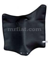 Fiat Dino 2000 2400 Spider Imitation Leather Steering Column Cover New