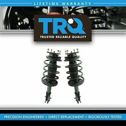 Trq Loaded Quick Complete Strut Spring Mount Assembly Front Pair For Mustang
