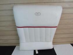 2006 Cobalt Boat Front Bow Reclining Seat Back Port Side